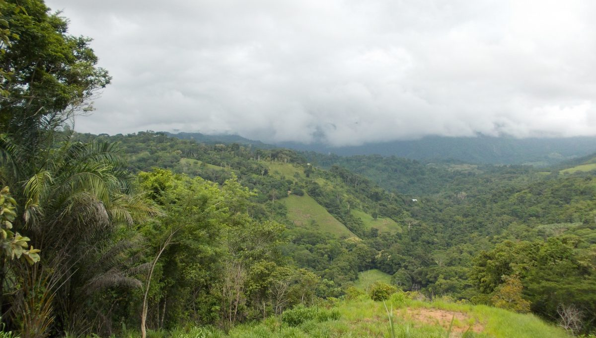 Plantel - vista montagna