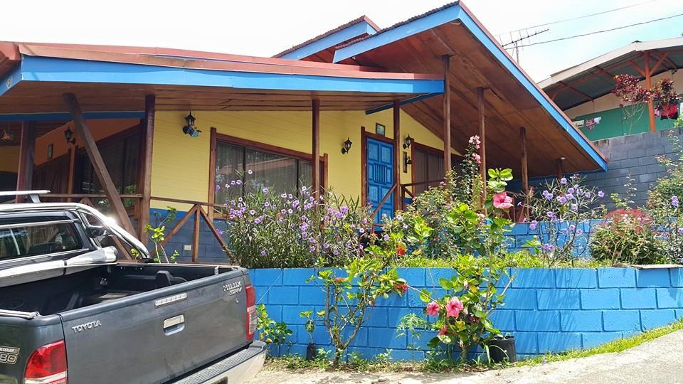 House at La Ceniza