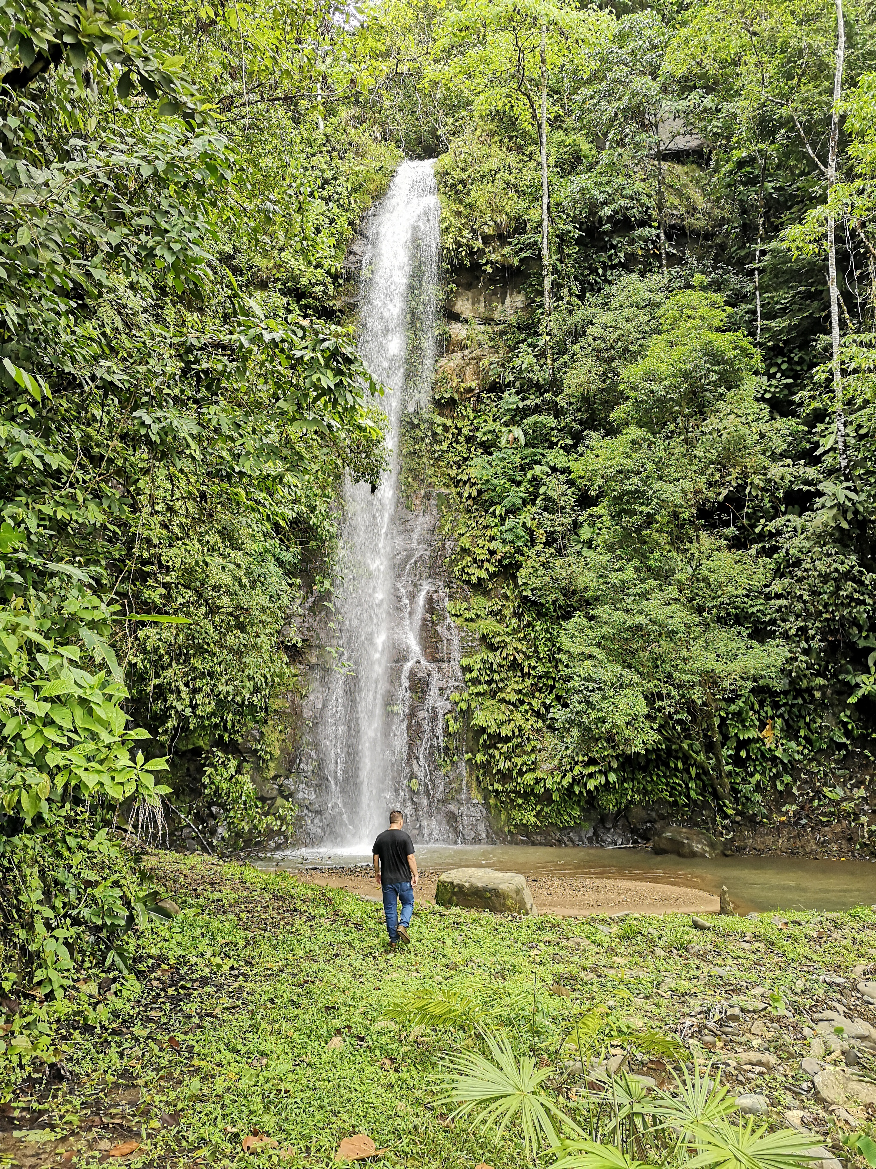 Unique property with waterfall in Uvita, Osa