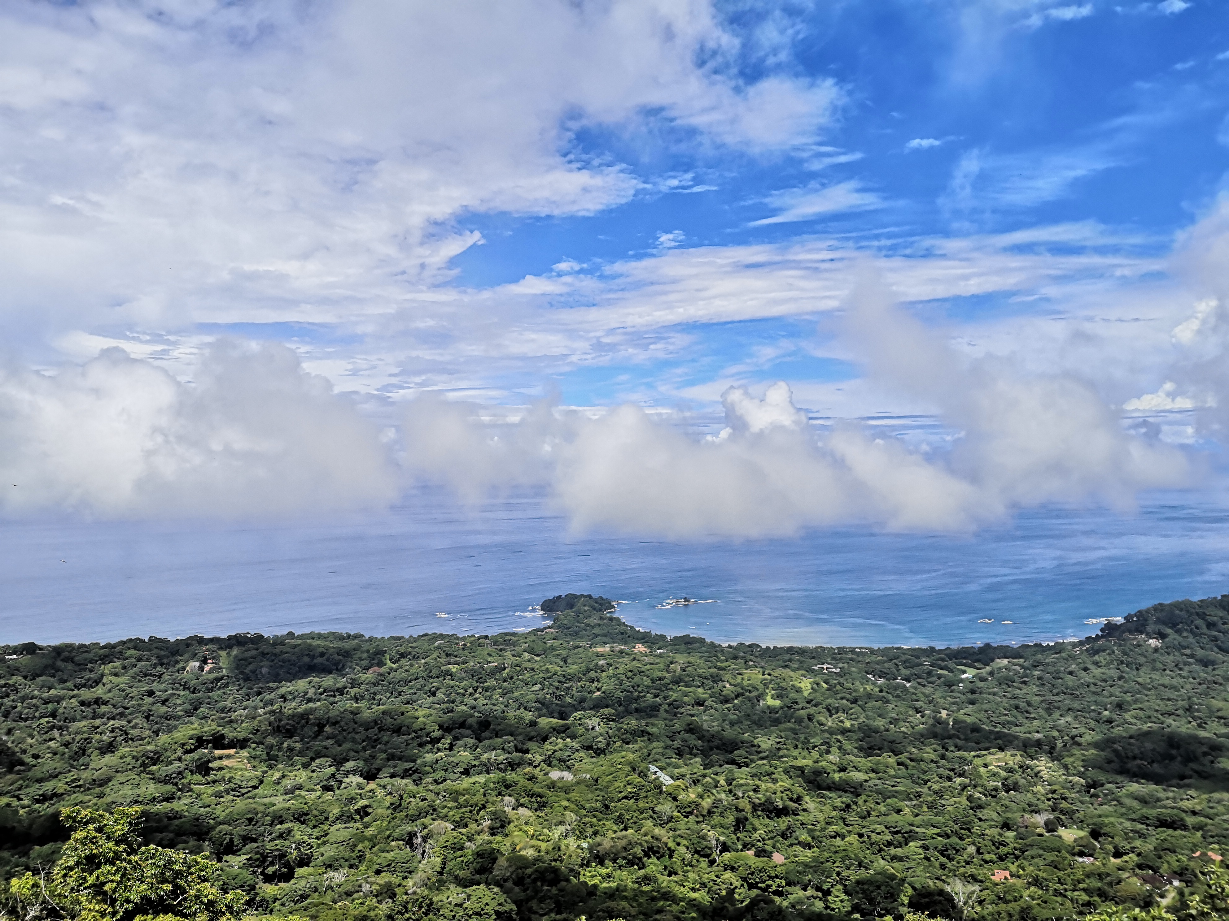 Beautiful property with ocean views in Escaleras, Osa, Dominical