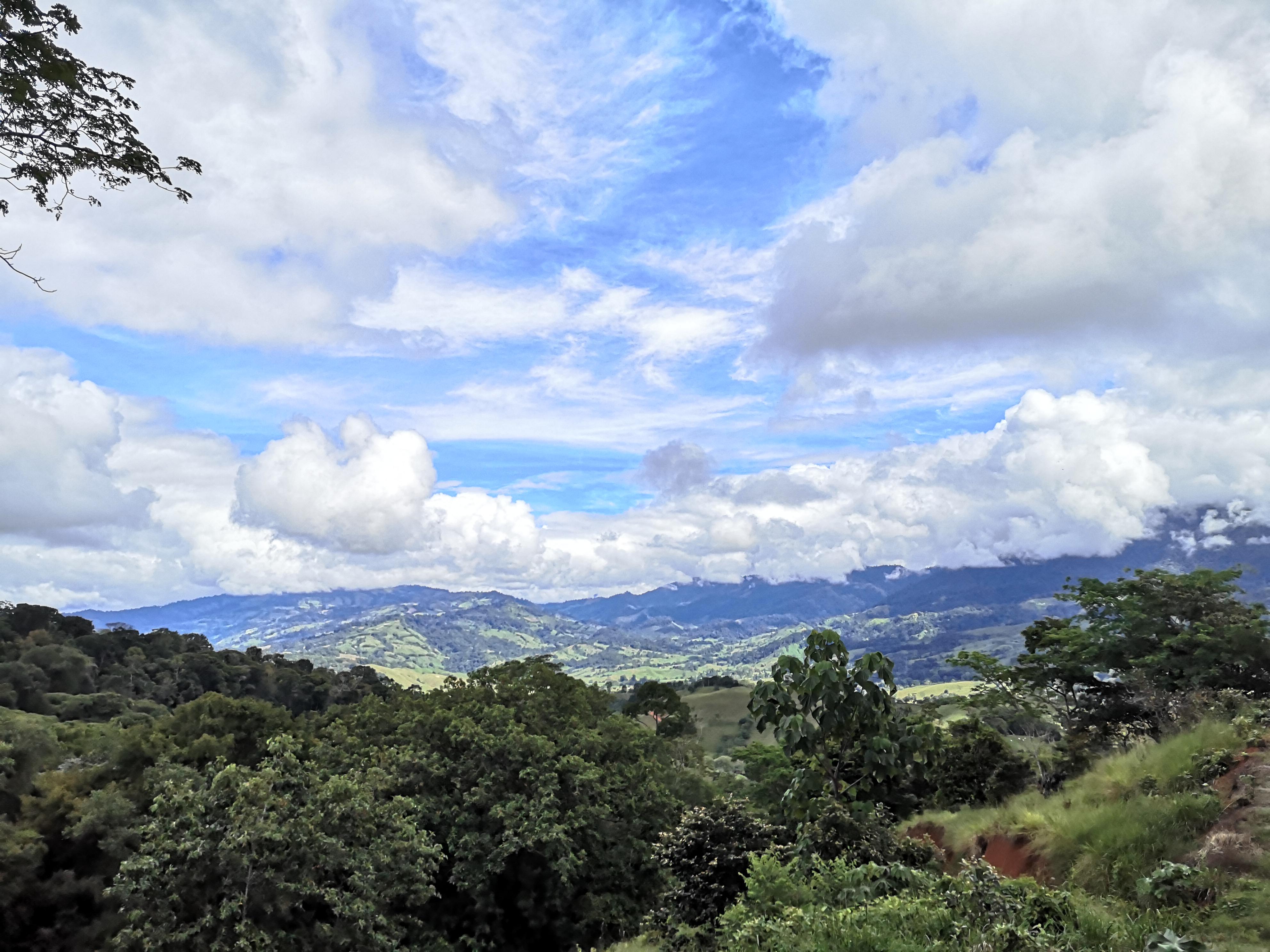 Beautiful lot with mountain views in Platanillo, Baru