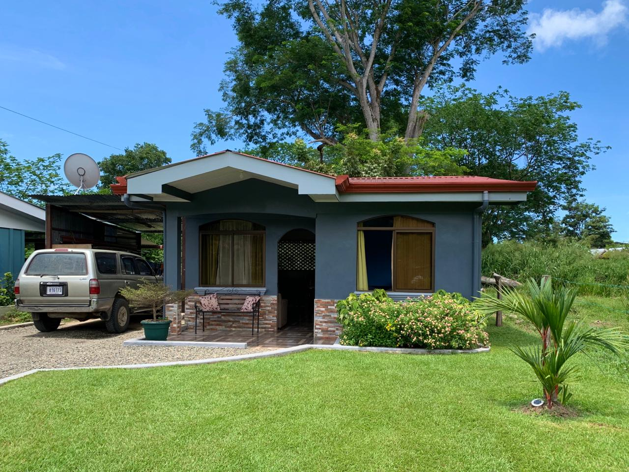 Two Bedrooms Beach House!! Uvita