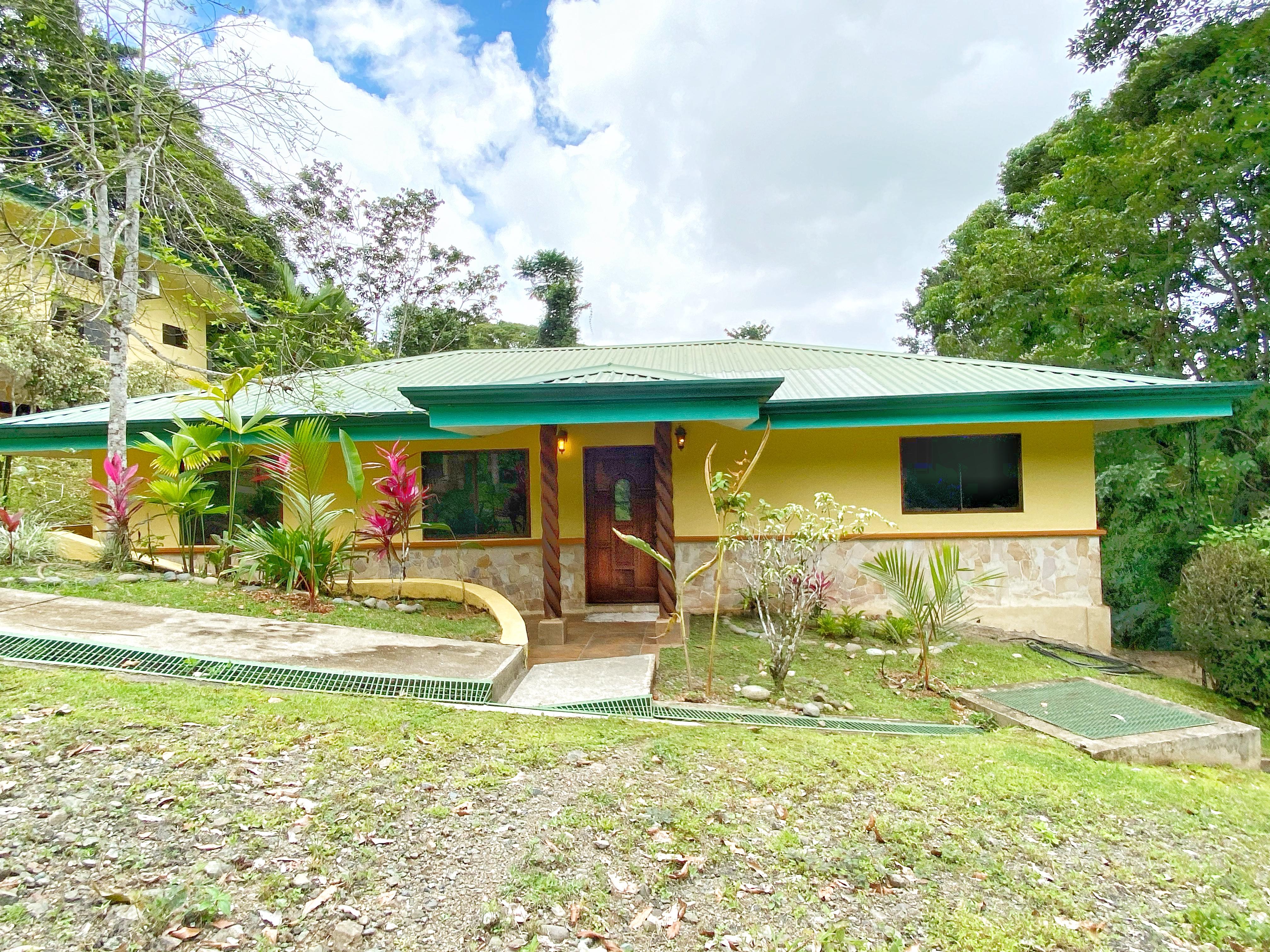 Fabulous Villa in the Osa Mountain Village