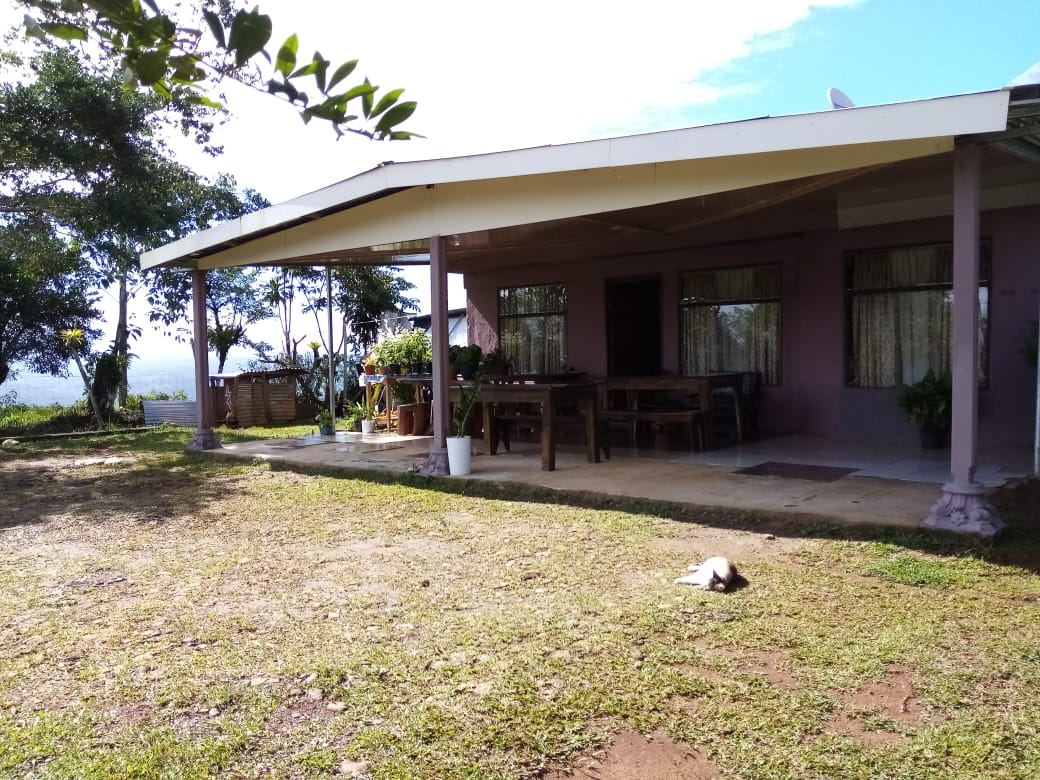 Nice house with mountain views in Limoncillo, Coto Brus