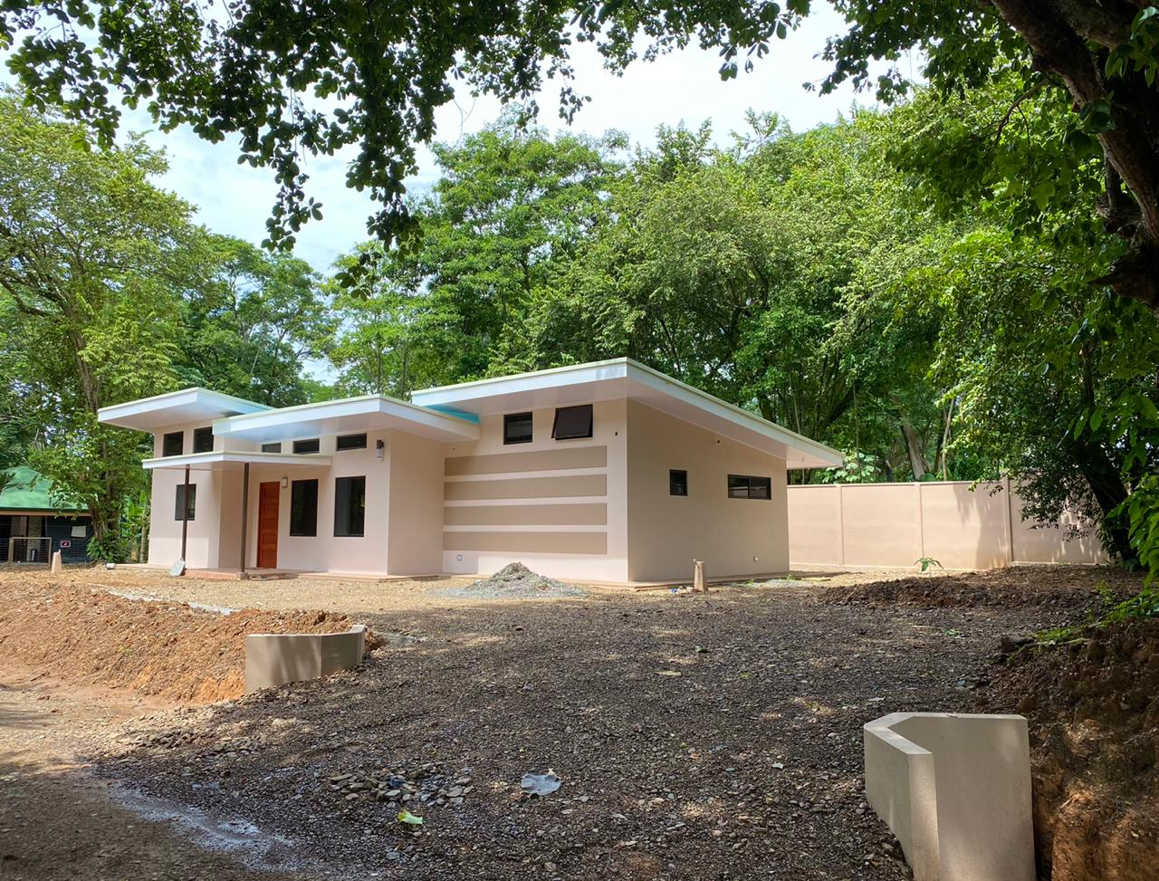 Beautiful Brand New home Now Available in Uvita