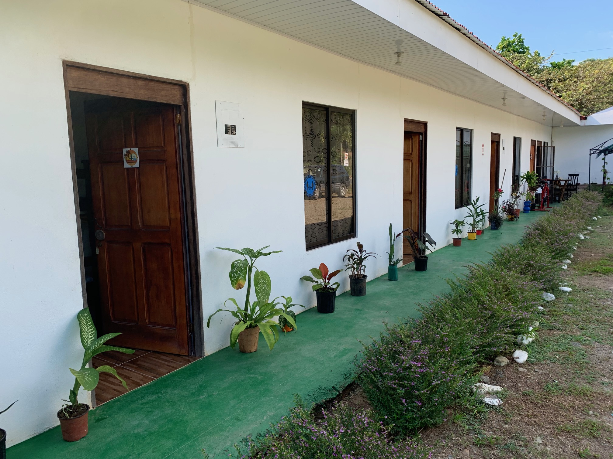 Affordable Centrally Located Hotel in Uvita Close to the Beach!