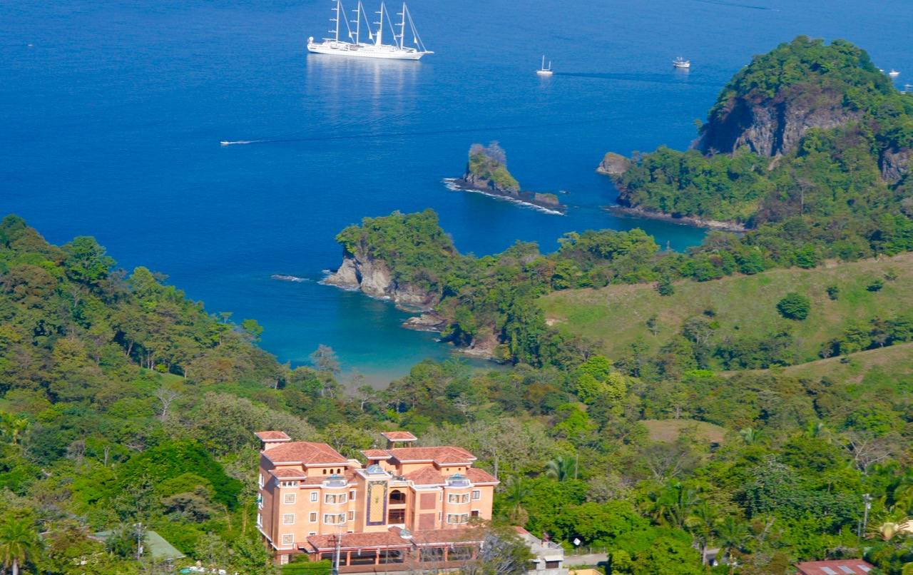 Panoramic ocean view luxury condo!